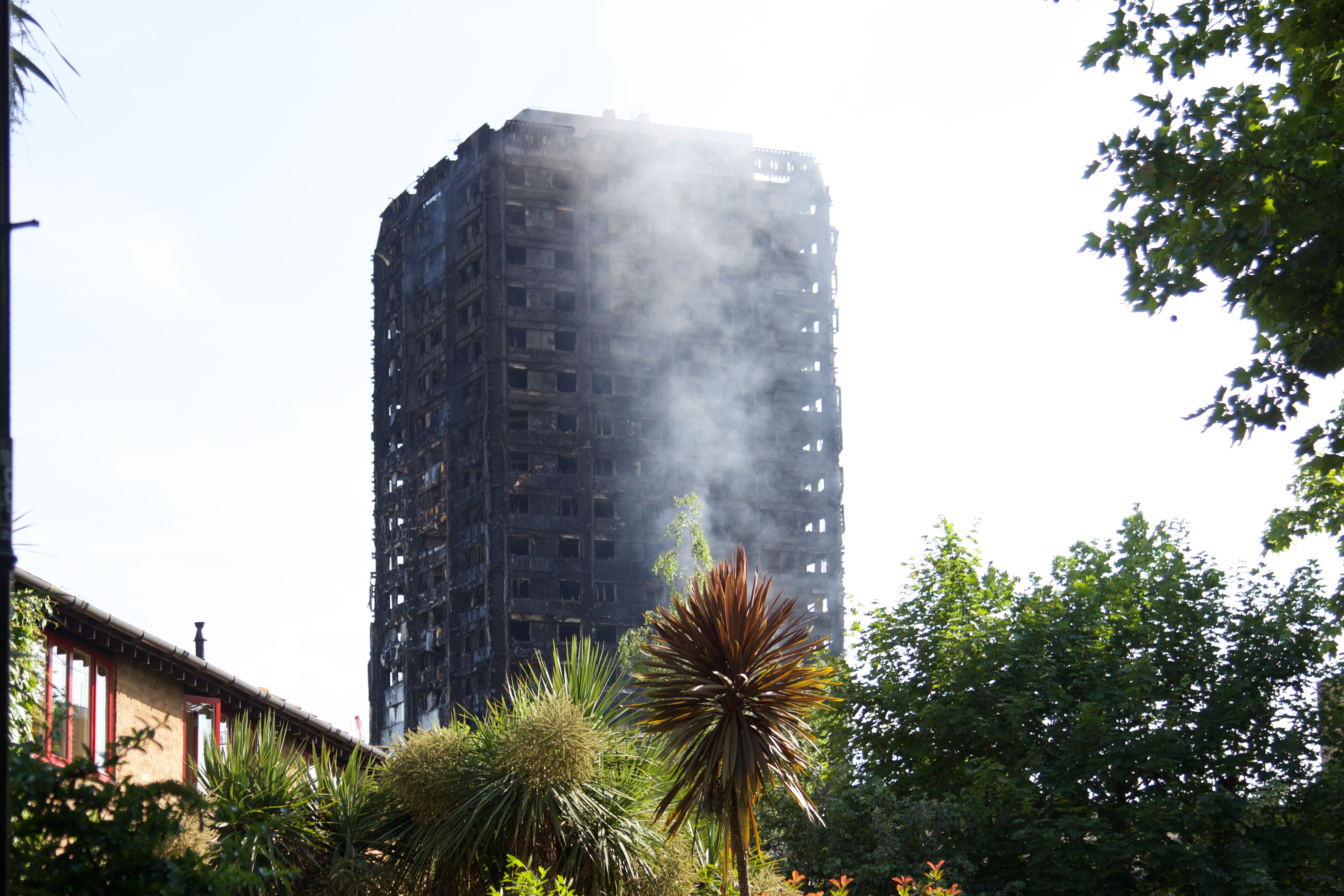 Press Release: KM Security Solutions tasked with Fire Watch for Residential Tower Block